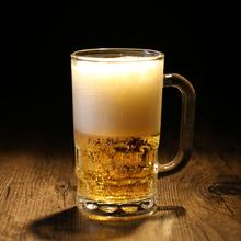 Beer Mugs Handle Mug Drinking Insulation Transparent Crystal Glass Tea Coffee Cup Drinkware Milk Kitchen Accessories
