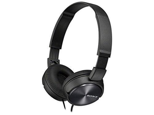 Livraison gratuite, Sony MDR-ZX310 casque moniteur caisson de basses casque