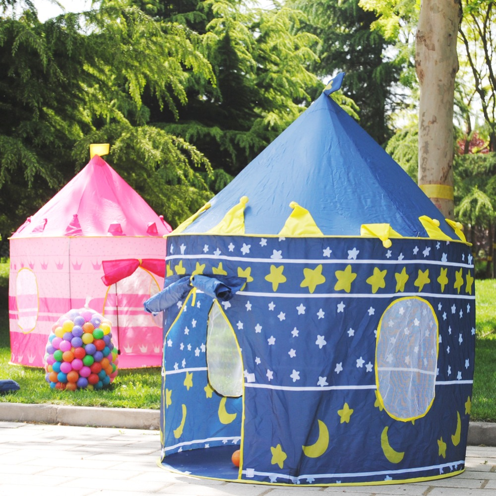 Girls Baby Tent For Kid Tipi Tent Castle Play Tent House Kids Furniture Play Toys Pool Tipi Wigwam For Kids Toys For Children #4