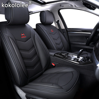 Auto Universal leather seat cover For BMW e30 e34 e36 e39 e46 e60 e90 f10 f30 x3 x5 x6 x1 x2 auto accessories car seat covers