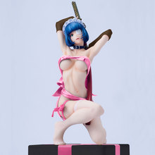 25cm Japanese sexy anime figure Dragon Destiny Ryomou Shimei action figure collectible model toys for boys