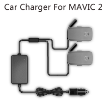 YX от 1 до 2 Автомобильное зарядное устройство для DJI Mavic 2 Pro Zoom Drone батарея с 2 батареей Быстрая зарядка для путешествий транспорт наружное зарядное устройство