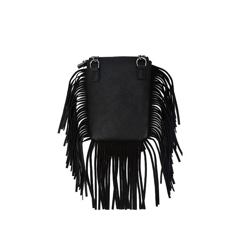 New Vintage Bohemian Fringe Messenger Crossbody Bag Purse Women Tassel Boho Hippie Gypsy Fringed Tote Handbag Womens (28)