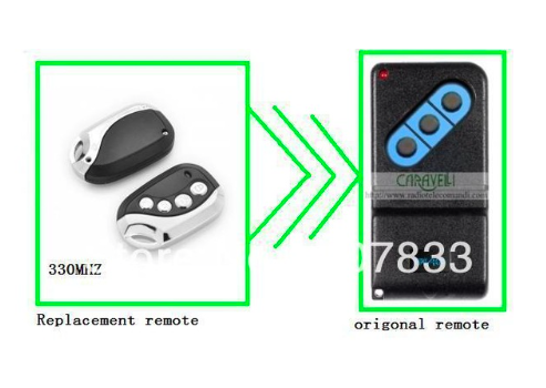 Aftermarket FAAC 330MHZ fixed code , TM1300,TM2300,TM3300 modes. FAAC remote ,FAAC radio ...