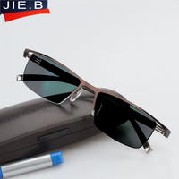 New Transition Sunglasses Photochromic Reading Glasses For Men Titanium Alloy Frame Men Presbyopia Eyewear With Diopters