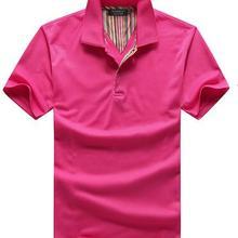 Новинка, женская летняя рубашка поло, женская рубашка с коротким рукавом, женские рубашки поло, хлопковые Модные топы, облегающие брендовые рубашки поло, стильные рубашки
