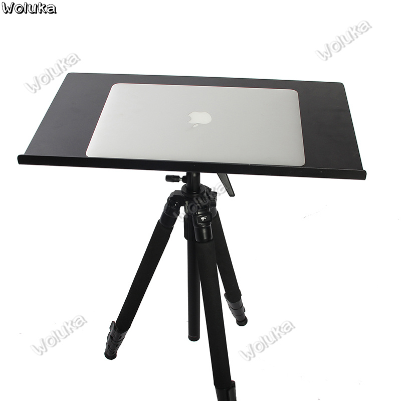 Laptop tray photography special tripod camera cross arm tray bracket dual camera mount CD05 T03(China)