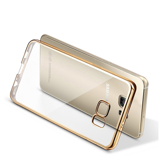 Phone-Case S7-Edge 9-Cover S9 Plus Samsung Galaxy Note 3 Luxury Ultrathin For A3 A5 A7