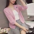 2016 versión Coreana de la nueva primavera y el verano de las señoras suéter de punto