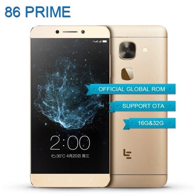 Letv LeEco Le 2 Х 620 4 Г LTE 5.5 дюймов Мобильный Телефон MTK6797 Дека Ядро Android 6.0 3 ГБ RAM 32 ГБ ROM 16.0MP Отпечатков Пальцев смартфон