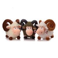 Cute Sheep Plush Doll Little Girl Stuffed Toy Speelgoed Pluche Kawaii Goat Stuffed Animal Toy Sheep