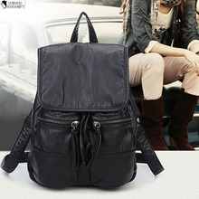 The Star Of The Same Paragraph Why Sheng Tang Yan Black Customers TV Backpack  Computer Bag Fashion