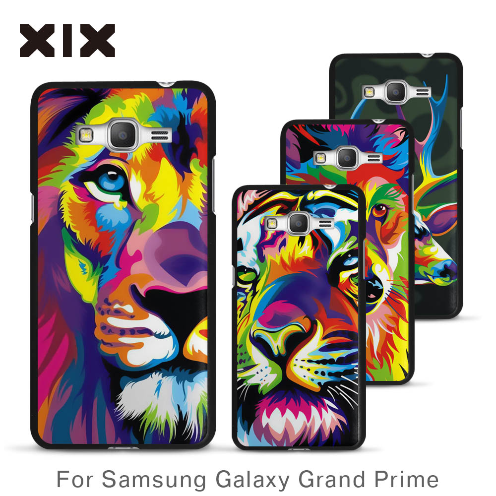 popular samsung galaxy grand prime cases lion buy cheap. Black Bedroom Furniture Sets. Home Design Ideas