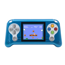 Portable Handheld Video Game Console with Built-in Classic Games