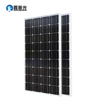 Xinpuguang 200w Solar Panel Kit 2*100w Solar Photovoltaic PV Monocrystalline Silicon Cell Home Power Charge China