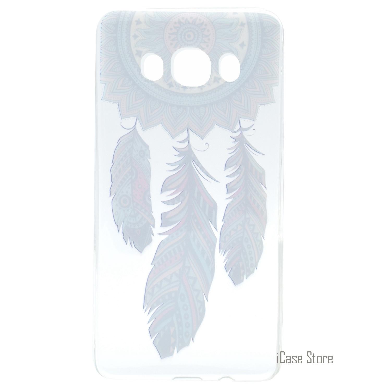 High Quality Cute Cartoon Phone Case For Samsung Galaxy J510 Soft Gel Phonet Casi Pone Csse Cover Casa For Samsung J3 J5 J7 2016
