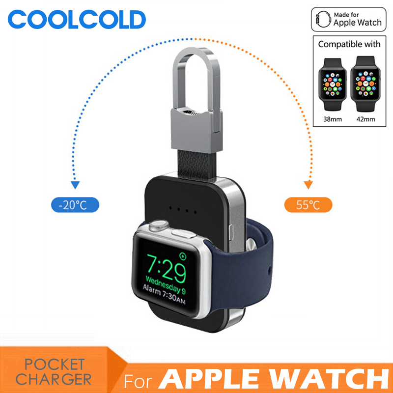 Portable Magnetic Wireless Charger for Apple Watch iWatch