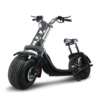 Self Balancing Motorcycle Gradeability 20 degree Big Wheel Electric Scooter Two Wheel 18*9.5inch E scooter Electric