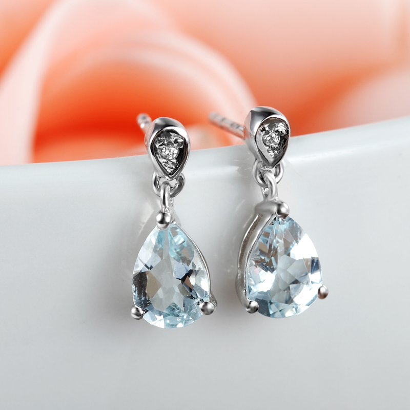 925  silver natural drop earrings drop earring925  silver natural drop earrings drop earring