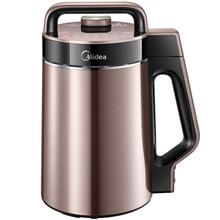 LK1748 дом полностью автоматический соевого молока чайник универсальный измельчитель Хранение и Температура установка 1.3L фильтр Бесплатная Сои Машина