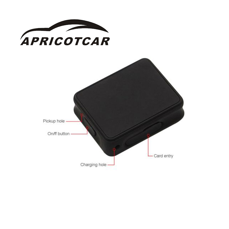 Mini Portable Smart Professional Gps Car Elderly Children Pet Tracking Finder Locator Positioning Anti-theft Anti-lost GPS Alarm