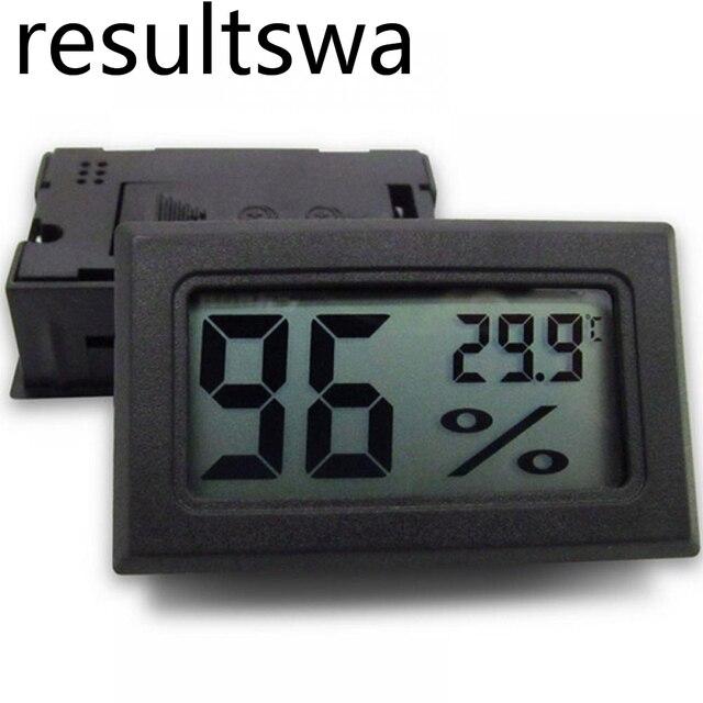 Mini Handy Digital Lcd Indoor Temperature Humidity Meter Thermometer Hygrometer Sensor Gauge Instruments