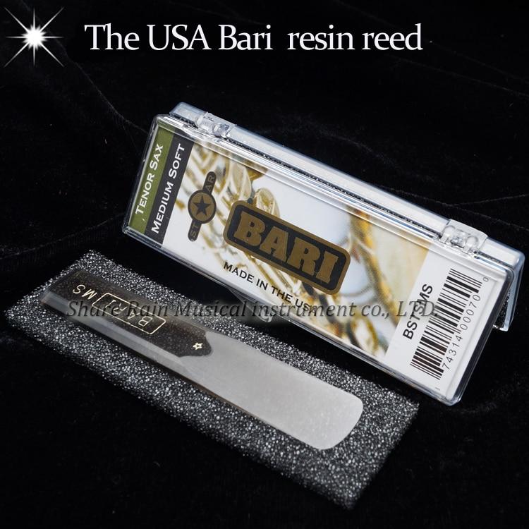The  USA BARI  Resin Bb Tenor Sax  Reed
