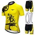 Weimostar 2019 Pro Team Велоспорт Джерси набор мужской горный велосипед одежда Лето Костюм для езды на горном велосипеде одежда анти-УФ велосипедная ...