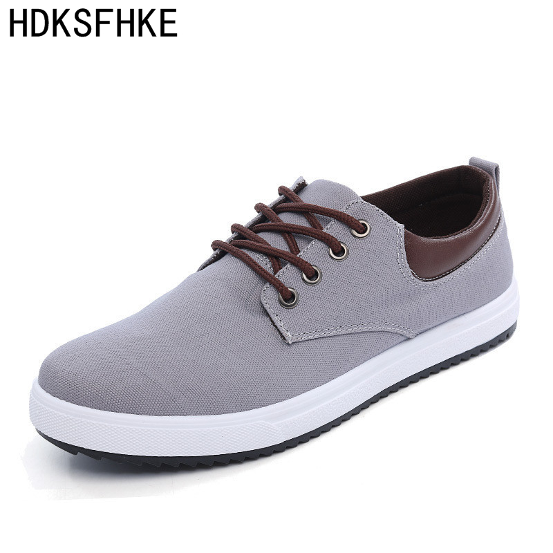 2017 New Mens Shoes Casual Men Male Black Bule Summer spring autumn Driving Flats Fashion Shoes Men Canvas Shoes Sales footwear