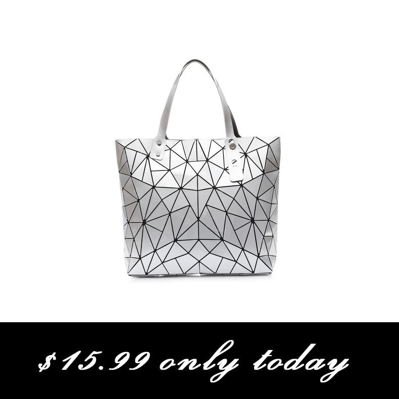 Sieviešu Messenger Bag Lāzera ģeometriskās dimanta formas pleds, gaiši sievietes, ķēdes mazās plecu somas sievietēm