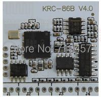 FREE SHIPPING Bluetooth 4 0 Stereo Audio Receiver Module Wireless Speaker Amplifiers Modified DIY Module KRC