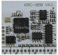 Бесплатная доставка Bluetooth 4.0 стерео модуля-приемника аудиосигнала / беспроводной динамик усилители изменение DIY модуль KRC-86b