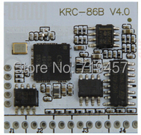 FREE SHIPPING Bluetooth 4 0 Stereo Audio Receiver Module Wireless Speaker Amplifiers Modified DIY Module KRC