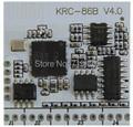 Envío gratis Bluetooth 4.0 módulo receptor de audio estéreo / altavoz inalámbrico amplificadores modificado DIY KRC-86b