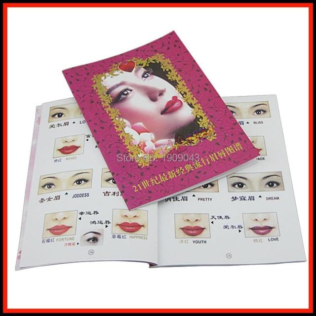 New arrival teaching material teaching book eyebrow eyebrow ...