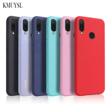 US $0.93 20% OFF|Candy Color Soft Case For Huawei P30 Pro Y9 Y6 Y7 Prime P Smart 2019 Mate 20 Pro P20 Lite Honor 8A Pro 8A 8S 7A 7C Black Cover-in Half-wrapped Cases from Cellphones & Telecommunications on Aliexpress.com | Alibaba Group