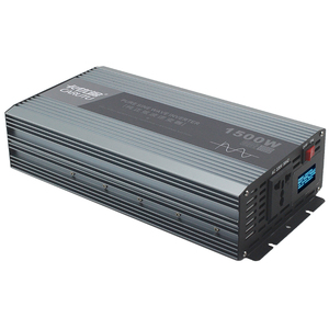 Image 5 - Sustain 1500W peak 3000W pure sine wave power inverter 12v 220v 230V Vehicle inverter for 1P air conditioner /electric kettle