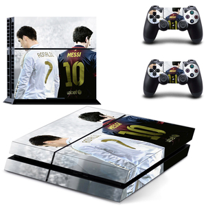 Image 2 - PS4 Skin Sticker Decal Vinyl for Sony Playstation 4 Console and 2 Controllers PS4 Skin Sticker