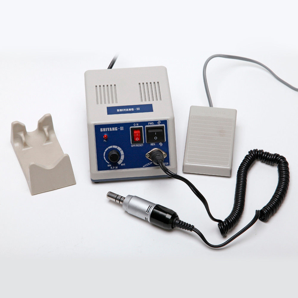 купить Dental Lab Marathon Micro Motor Polishing Machine N3 &35K RPM Electric Motor Handpiece онлайн