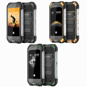 "Image 5 - Blackview BV6000S Original 4,7 ""IP68 Wasserdichte Robuste Handy 2GB + 16GB 13.0MP 4500mAh Dual SIM 4G Tough Outdoor Smartphone"