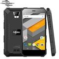 "5.0 ""Nomu S10 MTK6737T À Prova D' Água Telefone Android 6.0 Quad Core 4G Smartphone 2G RAM 16G ROM 5000 mAh Carga Rápida Móvel OTG telefone"