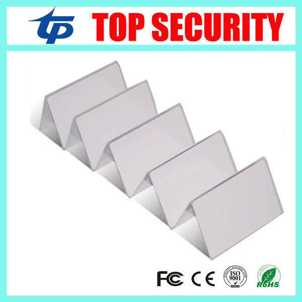 13.56MHZ proximity card MF card IC card for time attendance and access control Mi-fare smart card turck proximity switch bi2 g12sk an6x