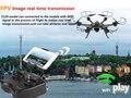 2016 diseño de La Novedad Feilun fx120 6 Axis Wifi FPV en tiempo real transmisión 45.3am grande RC RC quadcopter Drone con Cámara de ALTA DEFINICIÓN juguete