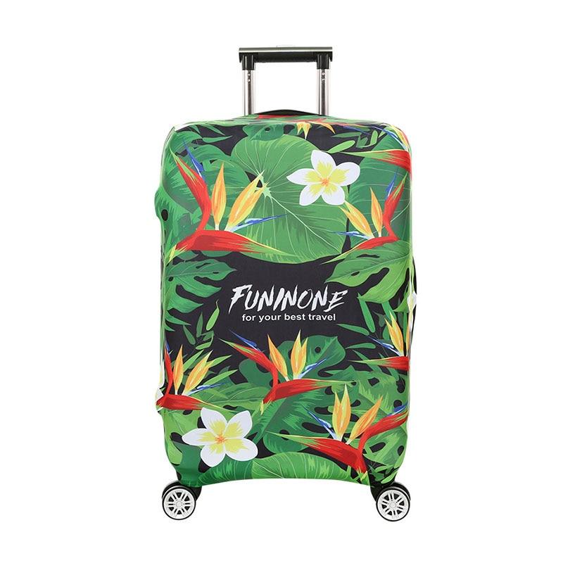 Hmunii moda tecido elástico bagagem capa protetora,
