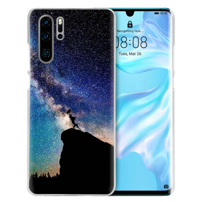 Hakuna Matata lion king Case for Huawei P20 P30 P Smart 2019 Nova 4 3i P10 P9 P8 Mate 10 20 lite Pro Mini 2017 Hard Phone Cover