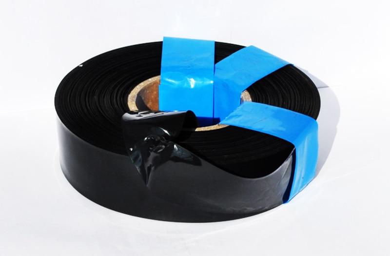 Black 100cm Length Assortment Heat Shrink Heat Shrink Tubing Tube Sleeving Wrap Wire for lipo battery