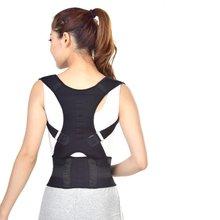 Adjustable Posture Corrector Back Brace Support Belt Lumbar Waist Shoulder Corset Spine Support Posture Correction Health Care