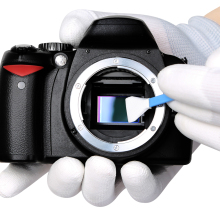 Camera & Photo CCD/CMOS Cleaning Swab Suit VSGO Sensor Cleaning Kit DDR 16 for APS C DSLR Sensor Cleaning