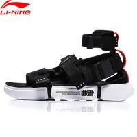 Li Ning Men PFW ESSENCE 2.0 PLATFORM Basketball Leisure Shoes Light Wearable LiNing li ning Sport Shoes Sneakers AGBN079 YXB221