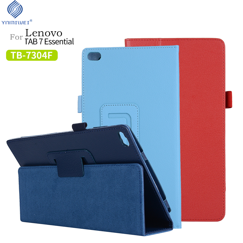 PU Case cover for Lenovo Tab 7 Essential TB-7304 TB-7304F TB-7304NTB-7304X 7 (2017 release) Flip Case For Lenovo TAB4 Essential pu case cover for lenovo tab 7 essential tb 7304 tb 7304f tb 7304ntb 7304x 7 2017 release flip case for lenovo tab4 essential